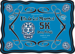 Day of the Dead 5k Dia de Los Muertos