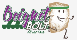 The Harvest Festival's Beignet Bolt