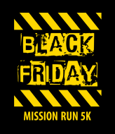 Black Friday Mission Run 5K
