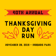 Thanksgiving Day Run (Iroquois Hill Runners)
