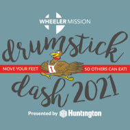 Wheeler Mission Drumstick Dash 2021