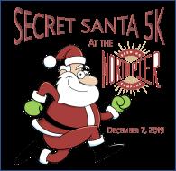 Secret Santa 5K at the North Pier
