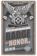 Badge of Honor 5k