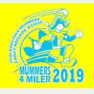 Mummers 4 Mile Run & 1 Mile Walk