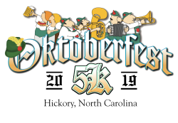 15th Annual Oktoberfest 5K - Hickory, NC