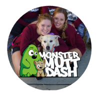 Monster Mutt Dash 5K Race and 1 Mile Fun Walk