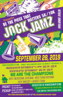 The Helping House 5K/10K: Jock Jamz Volume 2019