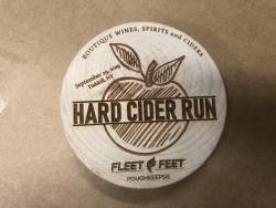 Fleet Feet Poughkeepsie Hard Cider Run
