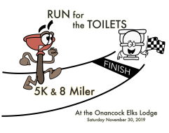 Run for the Toilets 5K & 8 Miler