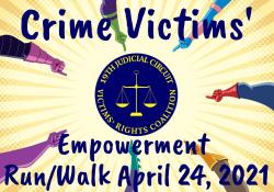 Crime Victims' Empowerment Run/ Walk