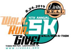 Annual R.E.A.L. Life Campaign's 5K Walk/Run-a-thon