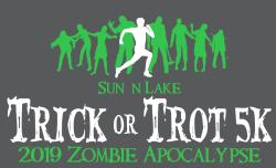 2019 Sun 'n Lake Trick-or-Trot 5K: Zombie Apocalypse