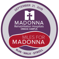 Miles for Madonna