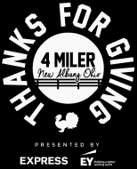 Thanks For Giving 4 Miler