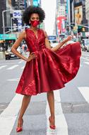 LRH3 22nd Annual (Not Quite HashFest) Red Dress Run