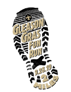Gleason Gras Fun Run