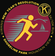 KIWANIS NEW YEAR'S RESOLUTION RUN 5K Run/Walk and 10K Run