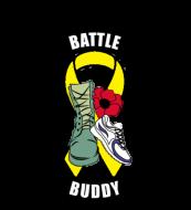 Battle Buddy Virtual 5K, 10K, Half Marathon Run/Walk