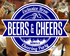 Binghamton Beer Mile