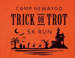 Camp Newaygo Trick or Trot 5k Run/Walk