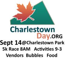 Charlestown Day 5k