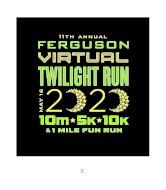 2020 Ferguson Twilight Run Virtual Event