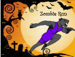 Franklin High School Wrestling Zombie Run 5K Run/1 mile walk