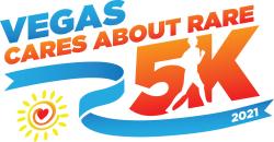 2021 Vegas Cares About Rare Kids VIRTUAL 5K/1M Charity Race