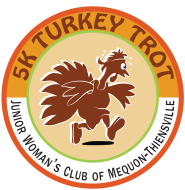Junior Woman's Club Of M-T 5K Turkey Trot & Gobble Gallop