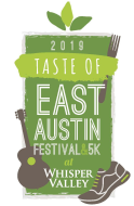 Whisper Valley Taste of East Austin Fun Run 5k