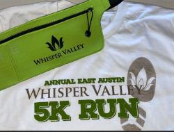 Whisper Valley Annual 5K Fun Run