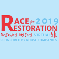 Natalie's Sisters Race for Restoration Virtual 5k Sponsored by The Rouse Companies