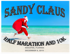 Sandy Clause Half Marathon
