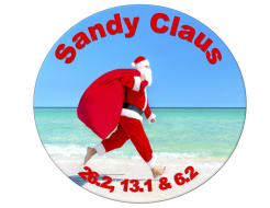 Sandy Claus Full and Half Marathon