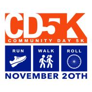 Midway CD5K   Run, Walk & Roll