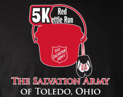 Red Kettle 5K Run