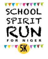 2019 School Spirit Run for Niger 5K