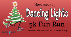 DANCING LIGHTS  5K FUN RUN