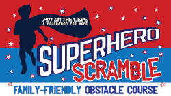 Superhero Scramble - Family-Friendly Obstacle Course