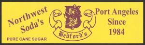 Bedford's Soda