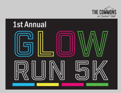 The Commons at Central Hall          GLOW RUN 5k