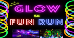 Central Hall Commons         GLOW RUN 5K