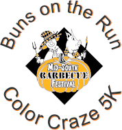 Buns On The Run Color Craze 5k