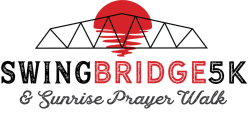 Swing Bridge 5K & Sunrise Prayer Walk