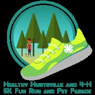 Healthy Huntsville 4-H 5K Fun Run and Pet Parade