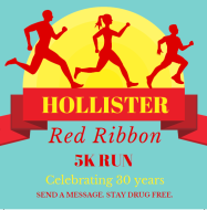 Hollister Red Ribbon 5K Run