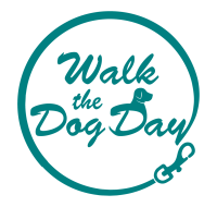 Walk The Dog Day | Virtual 5K Logo