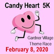 Candy Heart Run - 5K