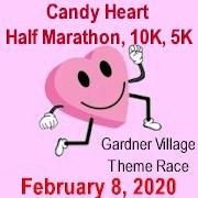 Candy Heart Run