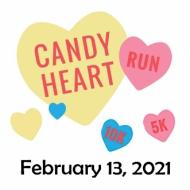 Candy Heart Run - Half Marathon, 10K, 5K